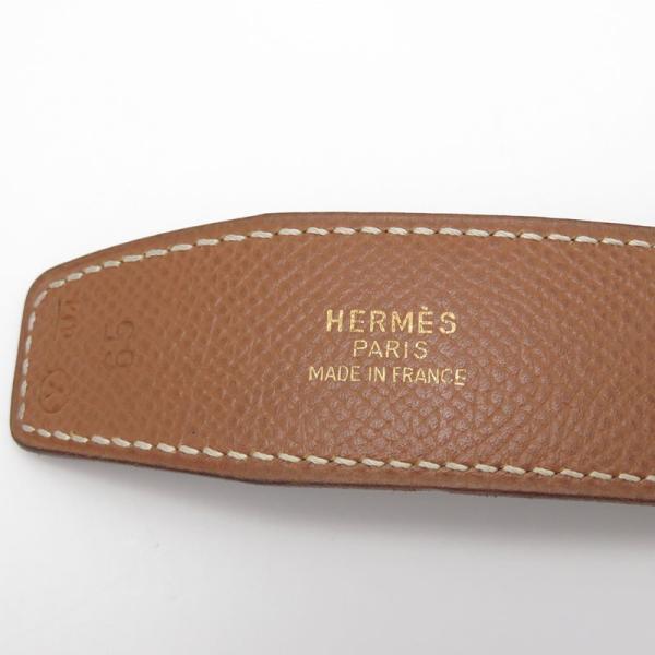 HERMES エルメス コンスタンス H ベルト 65 リバーシブル|turuya783|06