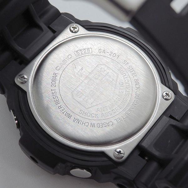 カシオ G-SHOCK ベーシック メンズ BASIC アナデジ デジアナ|turuya783|05