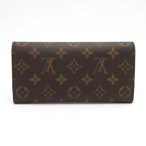 ルイヴィトン ポルトフォイユ エミリー モノグラム 長財布 M41943 ピンク 未使用品|turuya783|02