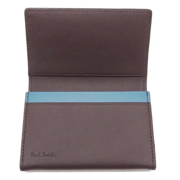 ポールスミス カードケース パスケース 未使用品 turuya783 03