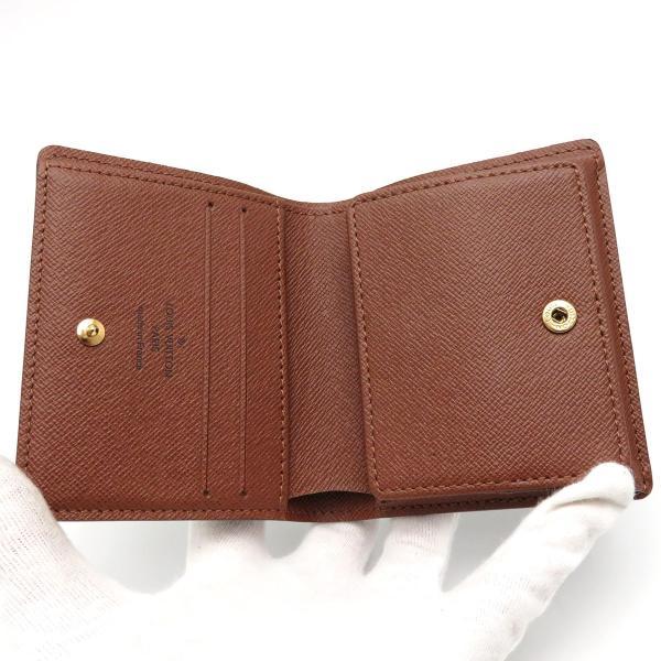 ルイヴィトン ポルトフォイユ マジェラン モノグラム 二つ折り財布 M60045 コンパクト財布 未使用品|turuya783|03