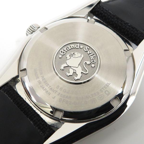 セイコー グランドセイコー スポーツコレクション メンズ 9F82−0AL0 【時計】|turuya783|05