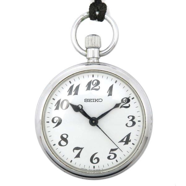 セイコー 鉄道時計 アンティーク・ヴィンテージ メンズ ポケットウォッチ 【時計】 turuya783