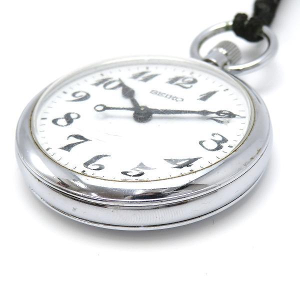 セイコー 鉄道時計 アンティーク・ヴィンテージ メンズ ポケットウォッチ 【時計】 turuya783 05