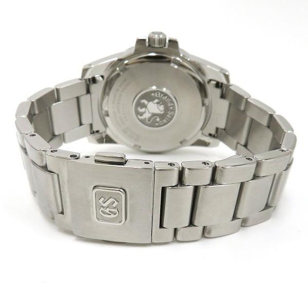 セイコー グランドセイコー 9Fクォーツ メンズ 9F62-0AA1 【時計】|turuya783|03