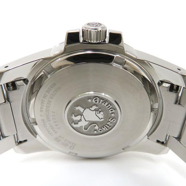 セイコー グランドセイコー 9Fクォーツ メンズ 9F62-0AA1 【時計】|turuya783|05