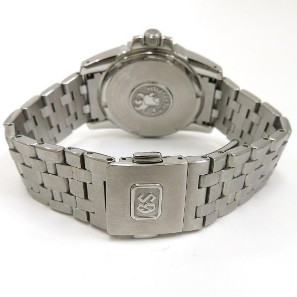 セイコー グランドセイコー 9Fクォーツ メンズ 9F62-0AA0 【時計】|turuya783|03