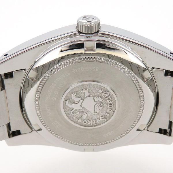セイコー グランドセイコー メンズ 9S55-0010 箱ギャラ付 【時計】|turuya783|05