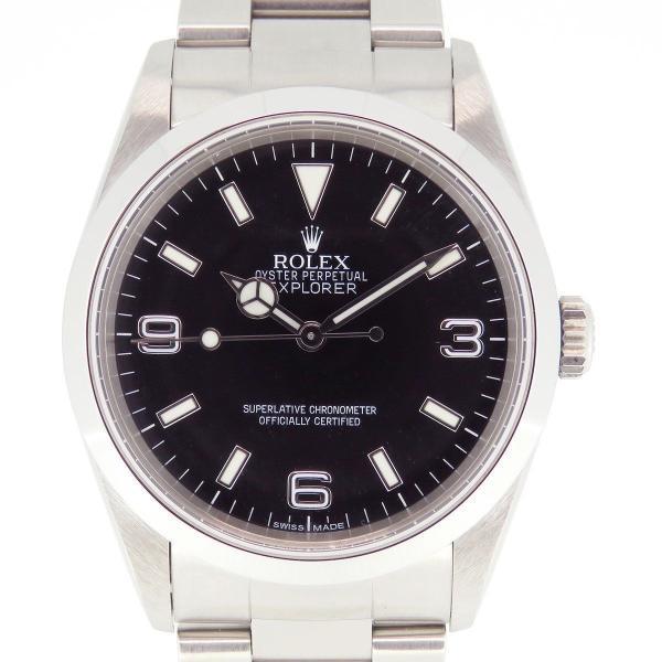 ロレックス エクスプローラー1 メンズ U番 1998年製造 【時計】|turuya783