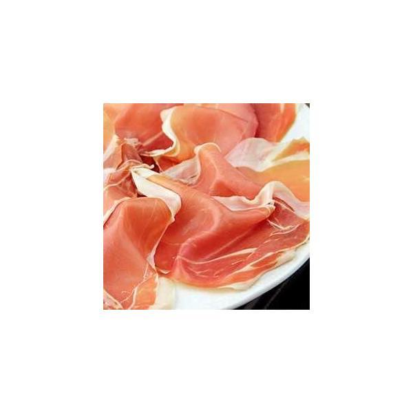 24ヶ月熟成 生ハム スライス 100g ガローニ  冷凍食品 [冷凍食品のみ同梱可]
