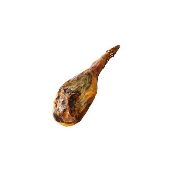[不定貫]スペイン産 12ヵ月熟成 ハモンセラーノ ホール 骨付き 約8kg (2円/g) 同梱不可  冷蔵食品 [クレジット決済限定PayPay残高現金払不可]