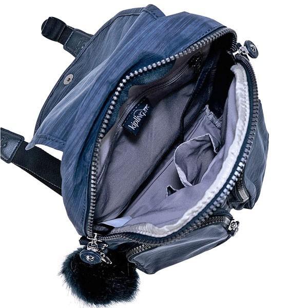 キプリング Kipling リュックサック リュック バックパック レディース K23512F77 TRUE DAZZ NAVY ネイビー|tutto-brand|02
