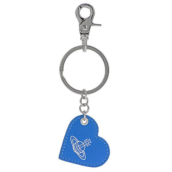 ヴィヴィアンウエストウッド Vivienne Westwood キーリング キーホルダー バックチャーム レディース CHELSEA BLUE 82030047 K401 ブルー