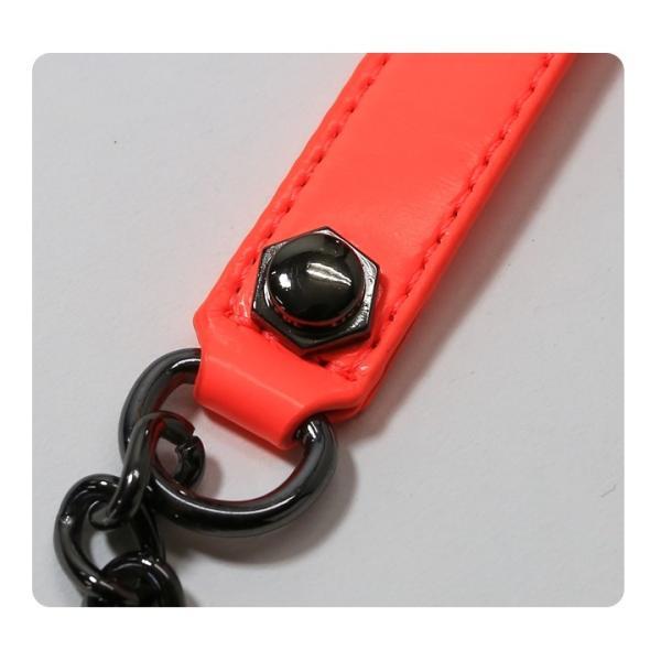 ディーゼル DIESEL ショルダーバッグ 鞄 レディース マット ネオンカラー チェーン クラッチバッグ TEKNO MATT/WAYNNE|tutto-tutto|06