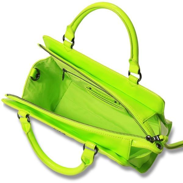 ディーゼル DIESEL ショルダーバッグ 鞄 レディース マット ネオンカラー 2way ハンドバッグ TEKNO MATT/NOIZE|tutto-tutto|04