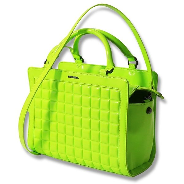 ディーゼル DIESEL ショルダーバッグ 鞄 レディース マット ネオンカラー 2way ハンドバッグ TEKNO MATT/NOIZE|tutto-tutto|05