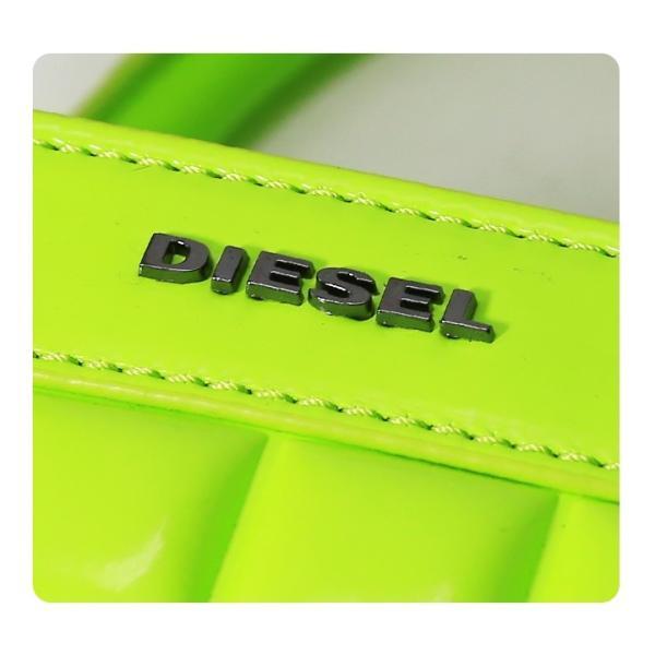 ディーゼル DIESEL ショルダーバッグ 鞄 レディース マット ネオンカラー 2way ハンドバッグ TEKNO MATT/NOIZE|tutto-tutto|06