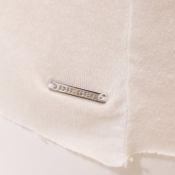 ディーゼル DIESEL Tシャツ カットソー レディース ヴィンテージ加工 レーヨン 半袖 T-NIDA|tutto-tutto|05