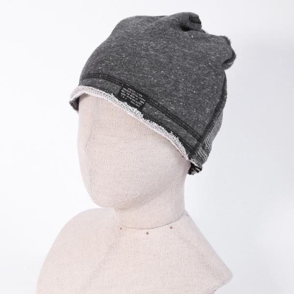 ディーゼル DIESEL ニットキャップ 帽子 メンズ カットオフ ビーニーキャップ コットンニット CENAMER tutto-tutto 03