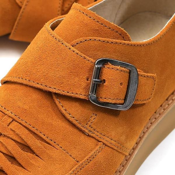ディーゼル DIESEL モンクストラップシューズ 靴 メンズ 本革 スウェード 編み込み D-KHALLAT|tutto-tutto|07