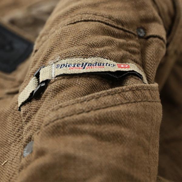 ディーゼル DIESEL ジーンズ デニム パンツ メンズ ストレッチ レギュラースリムテーパード カラーデニム BELTHER tutto-tutto 05