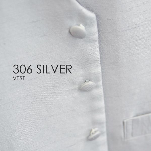 ベスト単品 306SVシルバー お洒落なタキシードの着こなし★レンタル4泊5日★|tuxedo|05