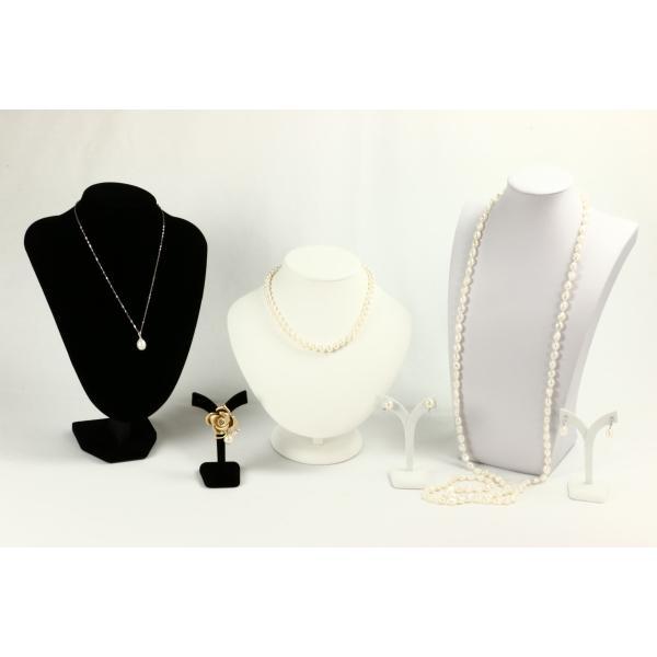 パールネックレス 冠婚葬祭 福袋 真珠ご入学 ご卒業 本真珠 豪華6点セット 8mm珠