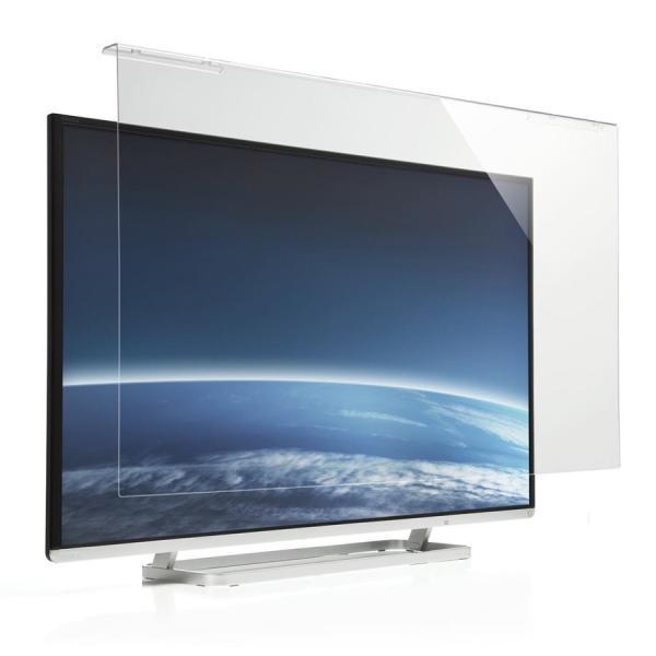 テレビ保護パネル 32インチ対応 テレビガード アクリル製