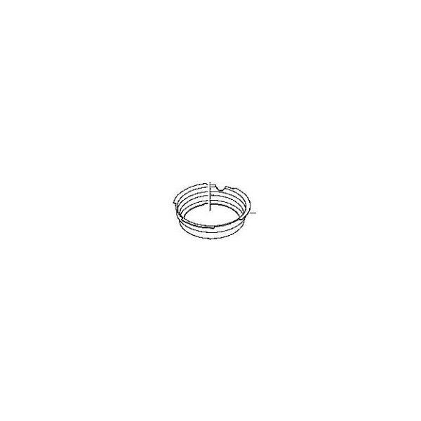 コロナ部品:バーナヘッドリング/99020872001石油ファンヒーター用〔65g〕〔メール便対応可〕