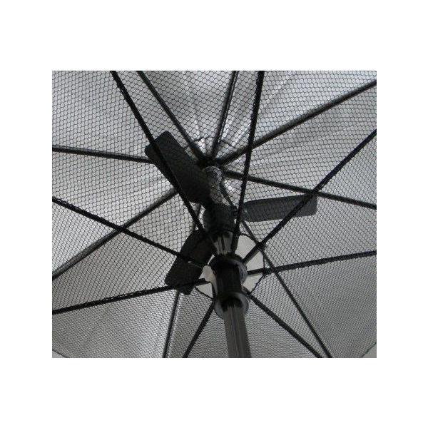 扇風機日傘 晴雨兼用傘 UVカット|tvfusion|03
