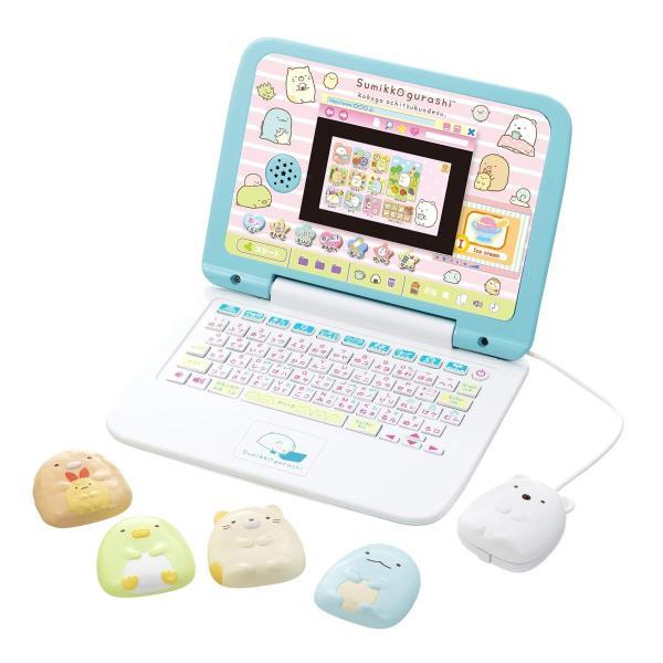 マウスできせかえ! すみっコぐらしパソコン|tweedia