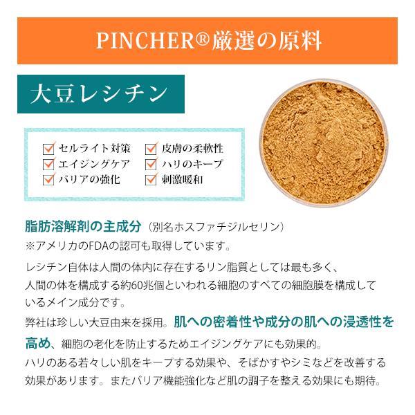 ピンシャー ボディークリーム スリミング ダイエット 脂肪溶解注射 和漢 セルライト むくみ ランキング 1位 《送料無料》  PINCHER body cream 150ml|twentycompany|04