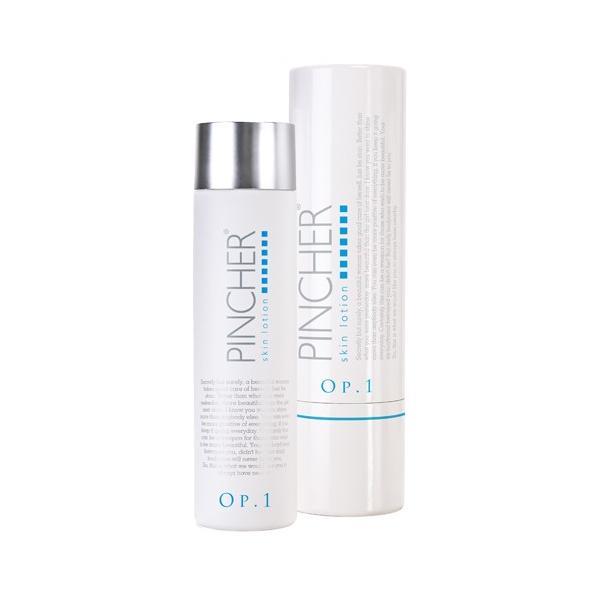 ピンシャー スキンローション Op.1 青 スキンケア アンチエイジング EGF コラーゲン しわ ハリ ツヤ 保湿 送料無料 PINCHER skin lotion Op.1 130ml|twentycompany