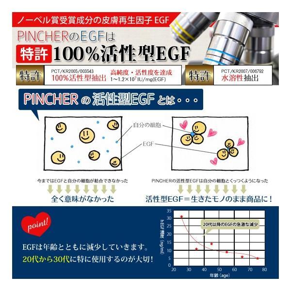 ピンシャー スキンクリアジェル 活性型EGF ピーリングジェル ココナッツオイル EGF 角質ケア 送料無料 モンドセレクション PINCHER skin clear gel 300ml|twentycompany|04