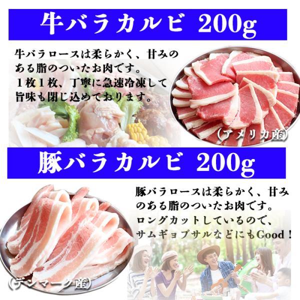 【焼肉 BBQ】特盛8種満足バーベキューセット(1.5kg)5~6人前|twentysix26|02