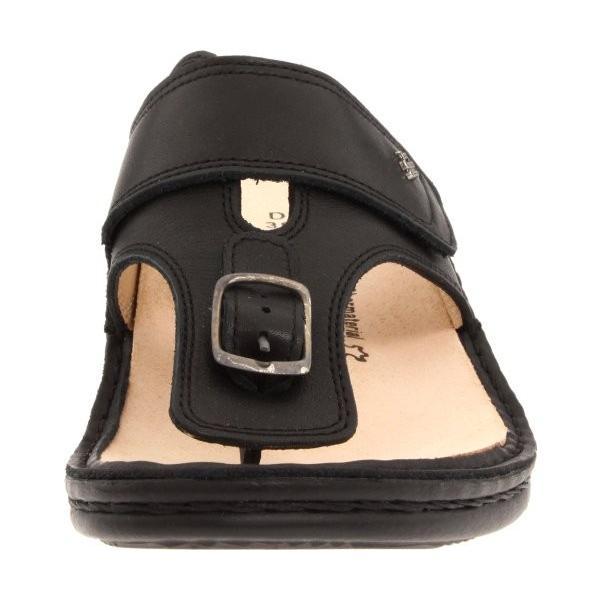 Finn Comfort レディース US サイズ: 6.5-7 B(M) US カラー: ブラック