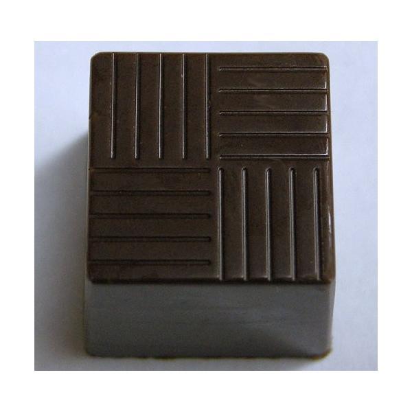 チョコレート金型キューブ20?x 20?x 20?mm、54キャビティ|twilight-shop