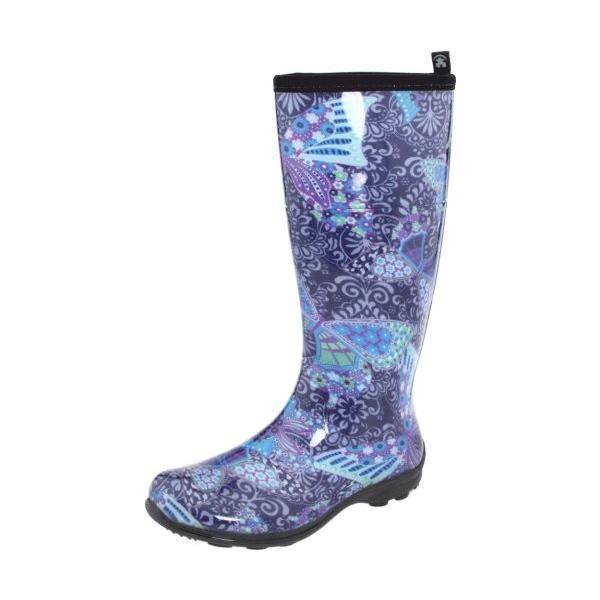 KamikレディースKelsey Rain Boot カラー: ブルー