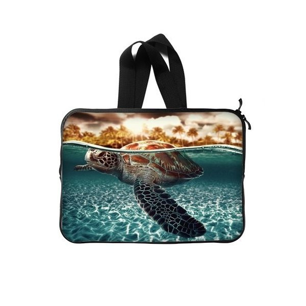 Sea Worldノートパソコンバッグ???新しいスタイルSea Turtle 13?13.3インチノートブック/ Macbook Pro / Mac