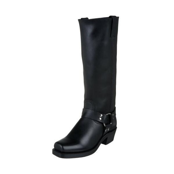 FryeレディースHarness 15r Boot カラー: ブラック