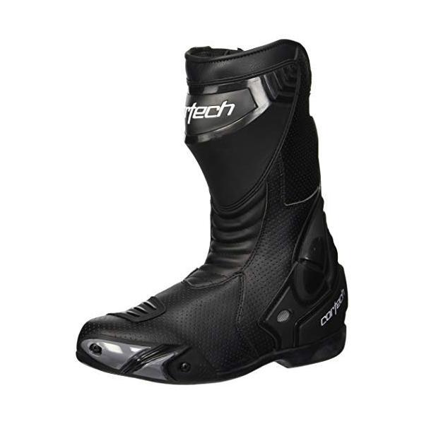 Black 10 Cortech Executive Boots