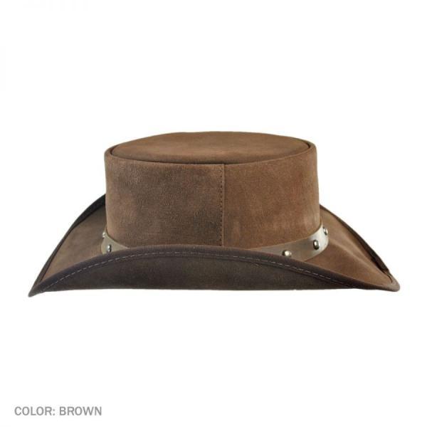 10b66f0d2b385d ... 【 Head'n Home 】 Django Western Hat ジャンゴ ウェスタン ハット 帽子 レザー メンズ レディース ...