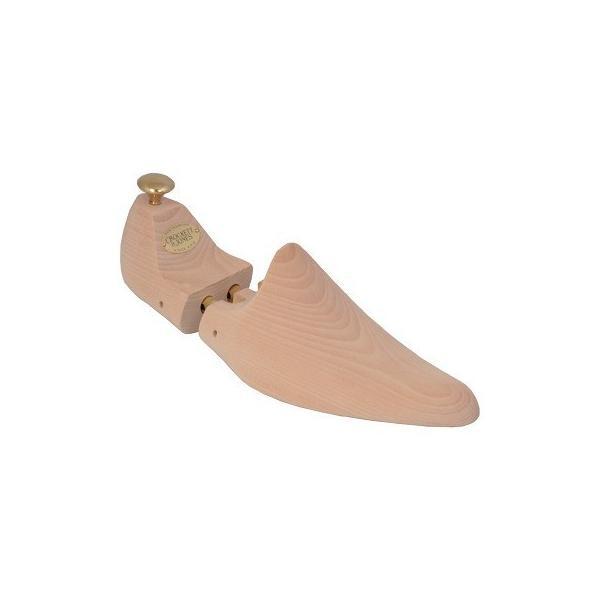 Crockett and Jones クロケット&ジョーンズ  Shoe Tree シューツリー シューキーパー Boot Tree ブーツツリー 木製 型崩れ防止 靴用 英国製