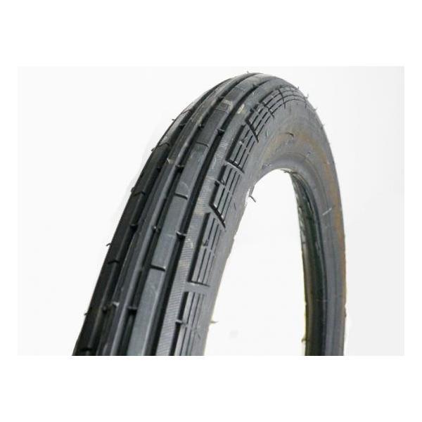 [2SET] IRC製 タイヤ (NF6 NR6) NF6 2.50-17 4PR TT  純正採用 スーパーカブ90 前後タイヤ リアタイヤ フロントタイヤ|twintrade|02