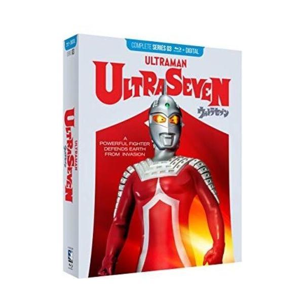 ウルトラセブン コンプリートシリーズ ブルーレイ Blu-ray