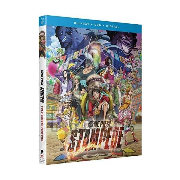 ONEPIECESTAMPEDEワンピーススタンピード劇場版コンボパックブルーレイ+DVDセットBlu-ray