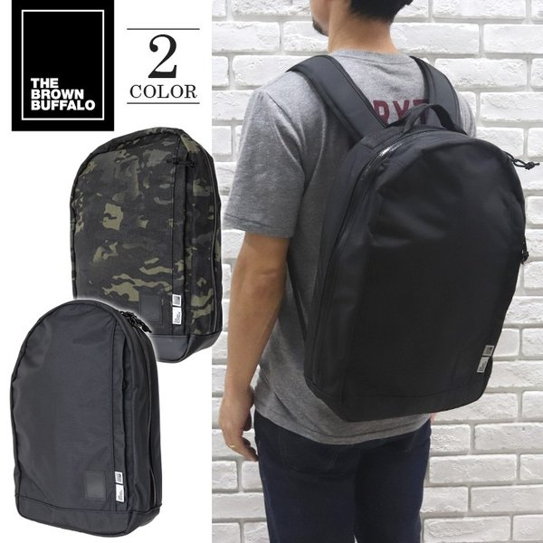 THE BROWN BUFFALO ザ ブラウン バッファロー バッグ リュック Conceal Backpack 1000D 840D バックパック リュックサック 鞄 カバン 旅行