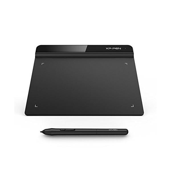 XP-PEN ペンタブレット ペン入力 OSU!専用XP-PENペンタブ お絵描き入門モデル Mサイズ ブラック StarG640|twopieces