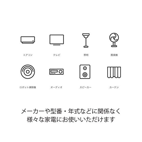 Nature スマートリモコン Nature Remo mini Remo-2W1|twopieces|07