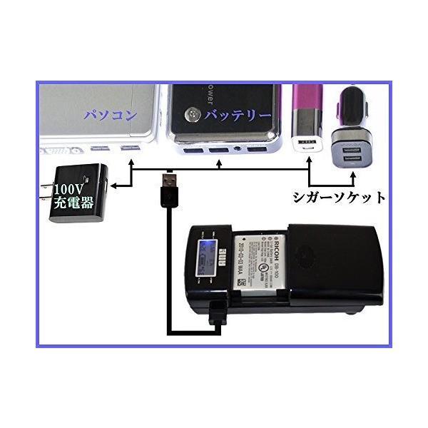 ANE-USB-05 パナソニック Panasonic DMW-BLA13:機種 DMC-GF1K, DMC-GF1C, DMC-GF1, DMC-